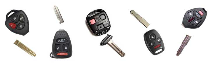 Broken-car-key-replacements