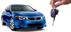 Honda key replacement in Fort Lauderdale FL